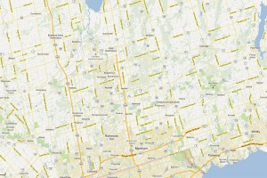 Thornhill map, windows replacement Thornhill