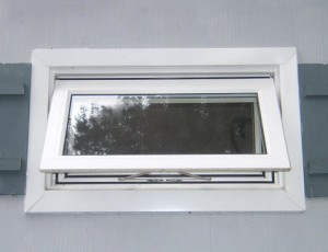Vinyl Awning Window