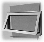 Vinyl Awning Windows