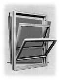 Vinyl Double Hung Window