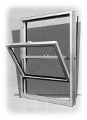 Vinyl Single Hung Window