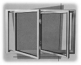 Double Slider Window